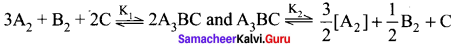Samacheer Kalvi 11th Chemistry Solutions Chapter 8 Physical and Chemical Equilibrium-111