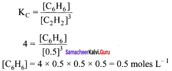 Samacheer Kalvi 11th Chemistry Solutions Chapter 8 Physical and Chemical Equilibrium-42