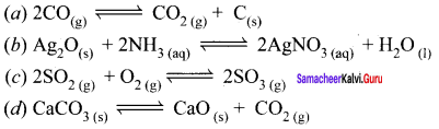 Samacheer Kalvi 11th Chemistry Solutions Chapter 8 Physical and Chemical Equilibrium-46
