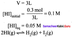 Samacheer Kalvi 11th Chemistry Solutions Chapter 8 Physical and Chemical Equilibrium-161