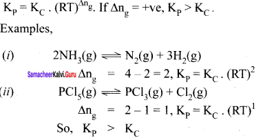 Samacheer Kalvi 11th Chemistry Solutions Chapter 8 Physical and Chemical Equilibrium-57