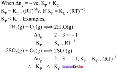 Samacheer Kalvi 11th Chemistry Solutions Chapter 8 Physical and Chemical Equilibrium-58