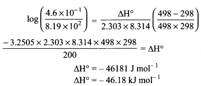 Samacheer Kalvi 11th Chemistry Solutions Chapter 8 Physical and Chemical Equilibrium-176