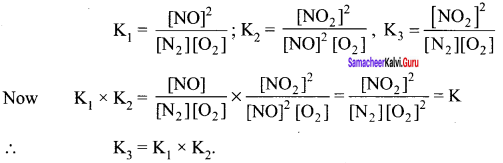 Samacheer Kalvi 11th Chemistry Solutions Chapter 8 Physical and Chemical Equilibrium-77
