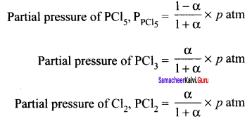 Samacheer Kalvi 11th Chemistry Solutions Chapter 8 Physical and Chemical Equilibrium-97