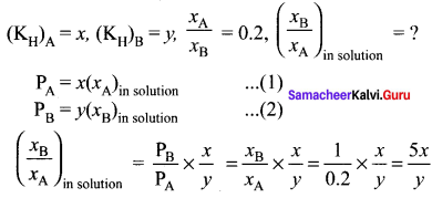 Samacheer Kalvi 11th Chemistry Solutions Chapter 9 Solutions-4