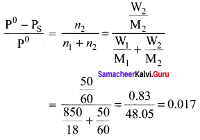Samacheer Kalvi 11th Chemistry Solutions Chapter 9 Solutions-110