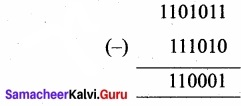 Samacheer Kalvi 11th Computer Applications Solutions Chapter 2 Number Systems img 14
