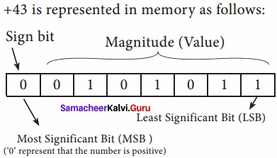 Samacheer Kalvi 11th Computer Applications Solutions Chapter 2 Number Systems img 29