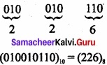 Samacheer Kalvi 11th Computer Applications Solutions Chapter 2 Number Systems img 4