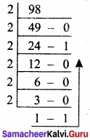 Samacheer Kalvi 11th Computer Applications Solutions Chapter 2 Number Systems img 8
