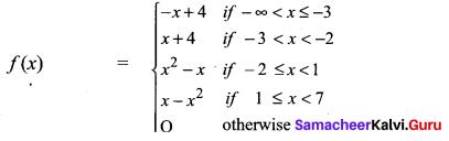 11th Maths Exercise 1.3 Answers Samacheer Kalvi Chapter 1 Sets