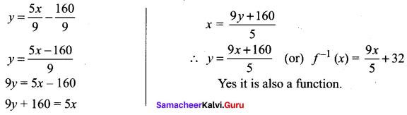 Samacheer Kalvi.Guru 11th Maths Solutions Chapter 1 Sets Ex 1.3