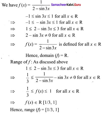 Samacheer Kalvi 11th Maths Solutions Chapter 1 Sets Ex 1.3 565