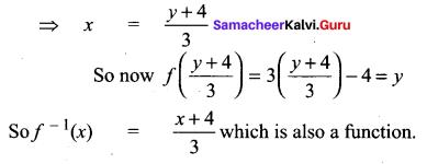 Samacheer Kalvi Class 11 Maths Solutions Chapter 1 Sets Ex 1.3