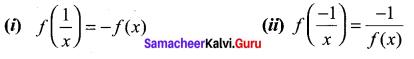 Samacheer Kalvi 11th Maths Solutions Chapter 1 Sets Ex 1.3 91