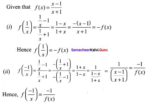Samacheer Kalvi 11th Maths Solutions Chapter 1 Sets Ex 1.3 92