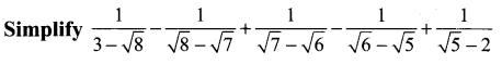 Samacheer Kalvi 11th Maths Solutions Chapter 2 Basic Algebra Ex 2.11 14