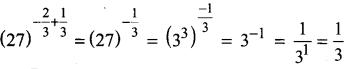 Samacheer Kalvi 11th Maths Solutions Chapter 2 Basic Algebra Ex 2.11 6