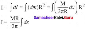 Samacheer Kalvi Class 11 Physics Solutions Chapter 5 Motion Of System Of Particles And Rigid Bodies
