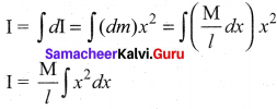 Samacheerkalvi.Guru 11th Physics Solutions Chapter 5 Motion Of System Of Particles And Rigid Bodies