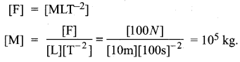 Samacheer Kalvi 11th Physics Solutions Chapter 1 Nature of Physical World and Measurement 138