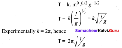 Samacheer Kalvi 11th Physics Solutions Chapter 1 Nature of Physical World and Measurement 33
