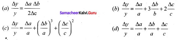 Samacheer Kalvi 11th Physics Solutions Chapter 1 Nature of Physical World and Measurement 68