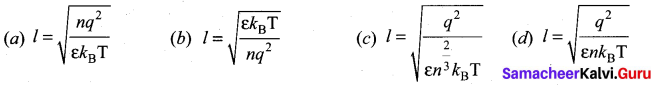 Nature Of Physical World And Measurement Questions And Answers Samacheer Kalvi 11th Physics Solutions Chapter 1