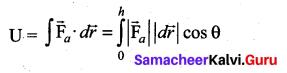 Samacheer Kalvi 11th Physics Solutions Chapter 4 Work, Energy and Power 101