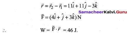 Samacheer Kalvi 11th Physics Solutions Chapter 4 Work, Energy and Power 138