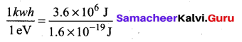 Samacheer Kalvi 11th Physics Solutions Chapter 4 Work, Energy and Power 140