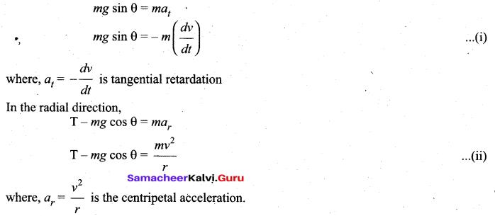 Samacheer Kalvi 11th Physics Solutions Chapter 4 Work, Energy and Power 161