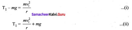 Samacheer Kalvi 11th Physics Solutions Chapter 4 Work, Energy and Power 164