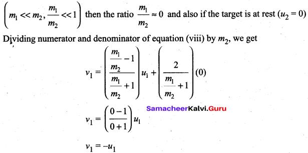 Samacheer Kalvi 11th Physics Solutions Chapter 4 Work, Energy and Power 192