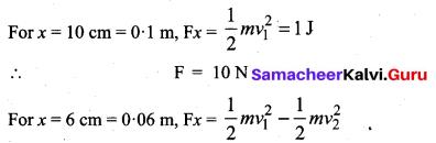 Samacheer Kalvi 11th Physics Solutions Chapter 4 Work, Energy and Power 199