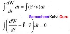 Samacheer Kalvi 11th Physics Solutions Chapter 4 Work, Energy and Power 40
