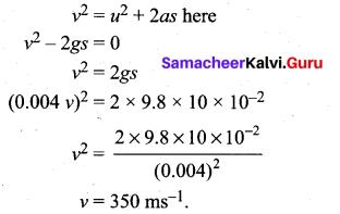 Samacheer Kalvi 11th Physics Solutions Chapter 4 Work, Energy and Power 68