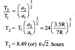 Samacheer Kalvi 11th Physics Solutions Chapter 6 Gravitation 1