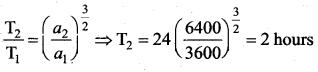 Samacheer Kalvi 11th Physics Solutions Chapter 6 Gravitation 1256
