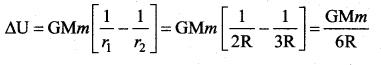 Samacheer Kalvi 11th Physics Solutions Chapter 6 Gravitation 132