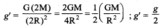 Samacheer Kalvi 11th Physics Solutions Chapter 6 Gravitation 22