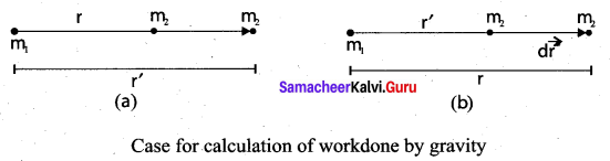 Samacheer Kalvi 11th Physics Solutions Chapter 6 Gravitation 556