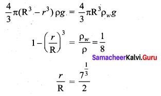 Samacheer Kalvi 11th Physics Solutions Chapter 7 Properties of Matter 198