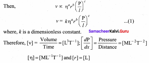 Samacheer Kalvi 11th Physics Solutions Chapter 7 Properties of Matter 67