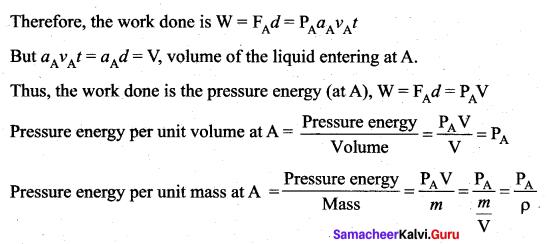 Samacheer Kalvi 11th Physics Solutions Chapter 7 Properties of Matter 86