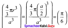 12th Chemistry Chapter 6 Book Back Answers Solid State Samacheer Kalvi