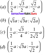 12th Chemistry Solid State Book Back Answers Chapter 6 Samacheer Kalvi