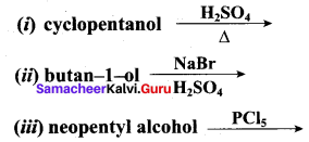 Samacheer Kalvi 12th Chemistry Solutions Chapter 11 Hydroxy Compounds and Ethers-100