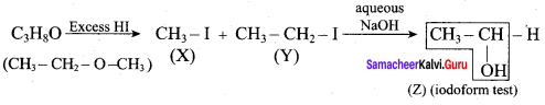 Samacheer Kalvi 12th Chemistry Solutions Chapter 11 Hydroxy Compounds and Ethers-19